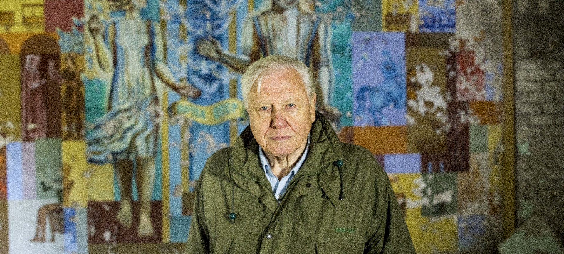 David Attenborough představuje nový dokument – A Life on our Planet