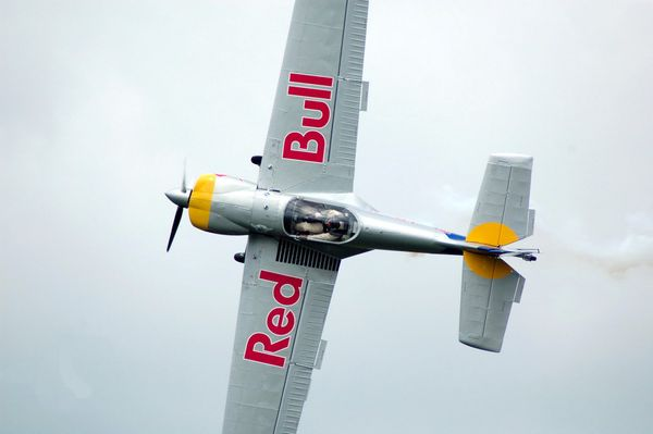Red Bull Air Race po sezoně 2019 skončí